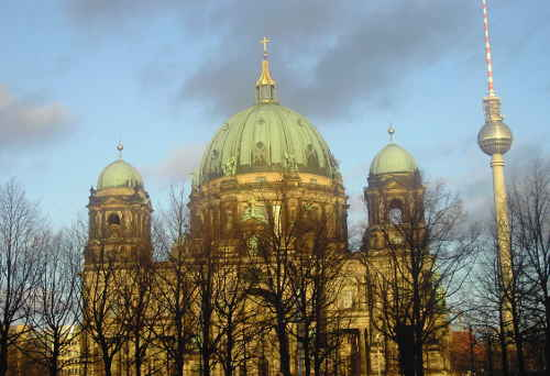 Berliner Dom, Bild: bb