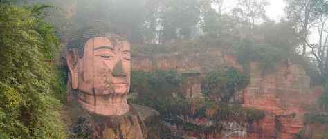Leshan Sights (BUDDHA/BUDDHISM/CHENGDU/SICHUAN/CHINA) Bild:  Chi King CC BY 2.0