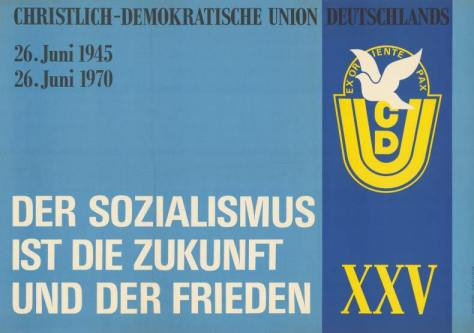 CDU-Plakat, 1975