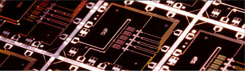 Five qubit quantum circuit. Image: Martinis Group/UCSB