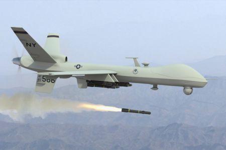 US-Drohne. Bild: DoD