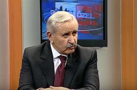 Dr Seyfi Şahin. Bild: youtube.