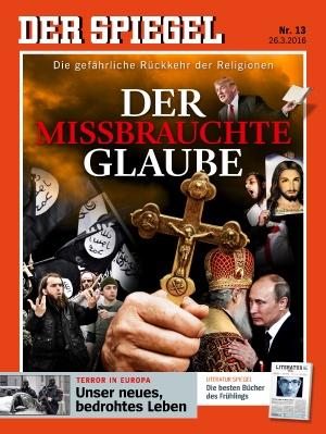 Der Spiegel Nr.13, Bild. Spiegel.de Screenshot: BB