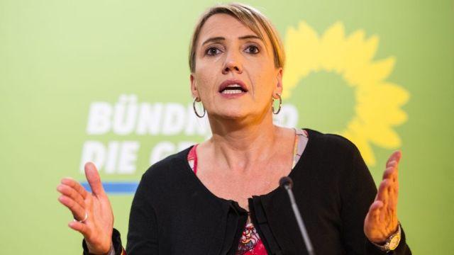 Bündnis 90/Die Grünen -  Simone Peter