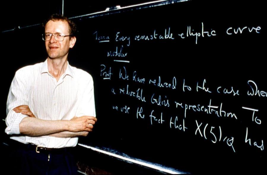 Großer Mathematiker. Andrew Wiles hat Fermats letzten Satz bewiesen. Dafür erhält er nun den Abel-Preis. (picture-alliance / obs / Arte)