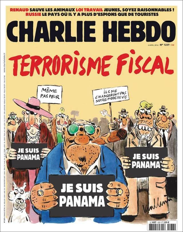 Bild: Charlie Hebdo