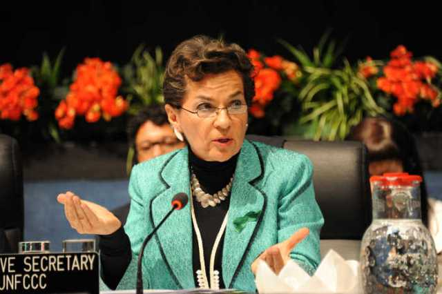 Christiana Figueres, executive secretary of the UN Framework Convention on Climate Change. Photo: UNclimatechange/Flickr