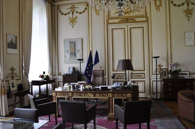 Ort der Ideen. Das Büro des Premierministers (l'hôtel de Beauvau). Foto: Tiraden/CC BY-SA 4.0