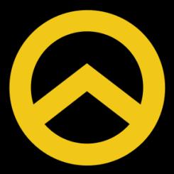 Symbol der Identitären Bewegung Deutschland. Bild: wikimedia.org/CC-BY-SA 4.0