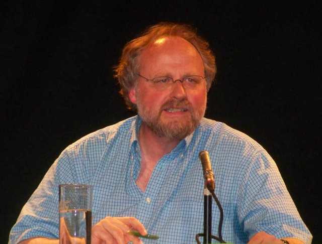 Heiner Bielefeldt, Podium, 2011. Bild: brightsblog
