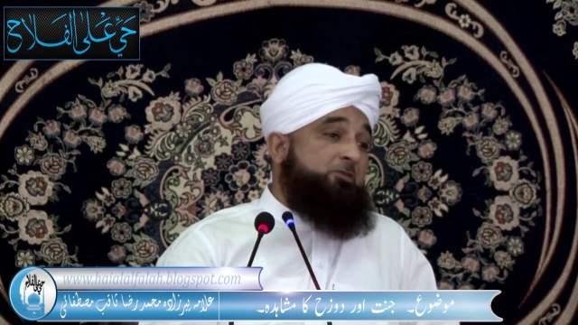 Muhammad Raza Saqib Mustafai . Screengrab vimeo.