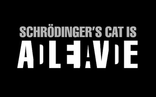 Schrödingers Cat via Fasel
