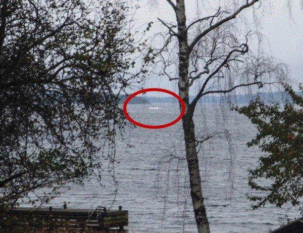 russisches Jagd-U-Boot eindeutig zu identifizieren :)