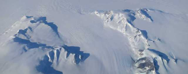 Image: Antarctica, from NASA's Operation IceBridge