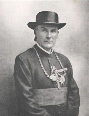 Erzbischof Michael von Faulhaber als Bayerischer Feldpropst