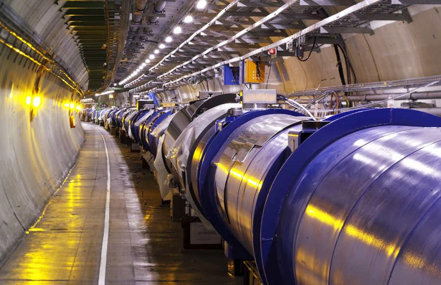 Bild: LHC Genf