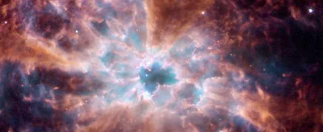 NGC 2440, Bild: NASA/PD