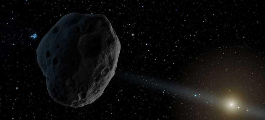 Neowise, Image credit: NASA/JPL-Caltech