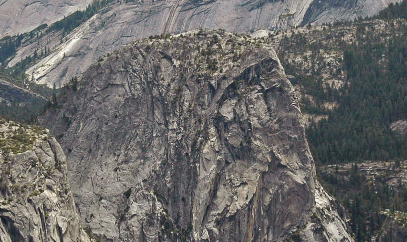 view from Glacier Point, Yosemite National Park, eastern California, USA. Image: James St.John/flickr/CC BY 2.0
