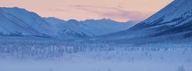 Near Oymyakon in Yakutia, Russia. Image: Maarten Takens/Flickr