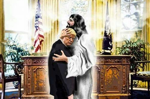 Jesus is Coming Back to the White House to Guide Donald ...