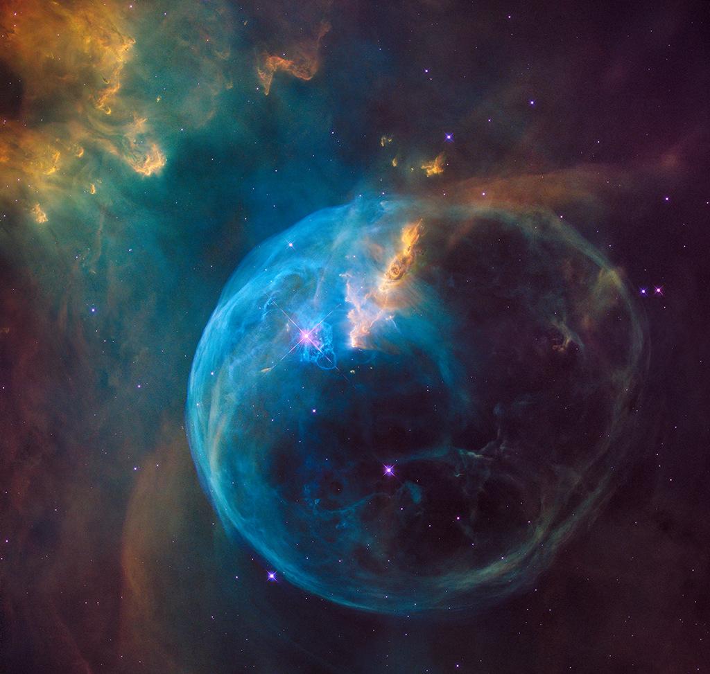 Bildcredit: NASA, ESA, Hubble Heritage Team (STScI / AURA)