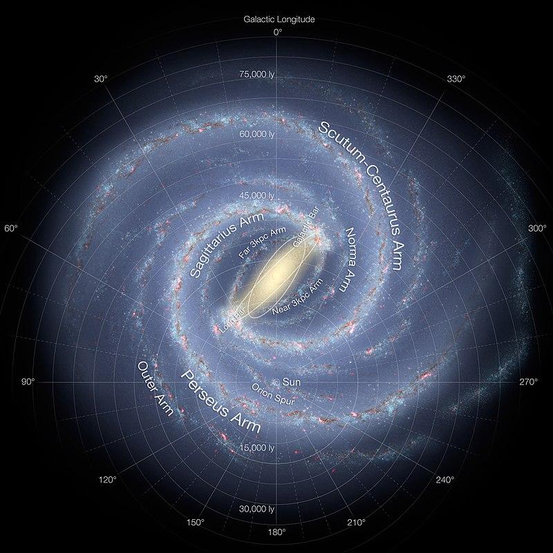 NASA/JPL-Caltech/ESO/R. Hurt. PD