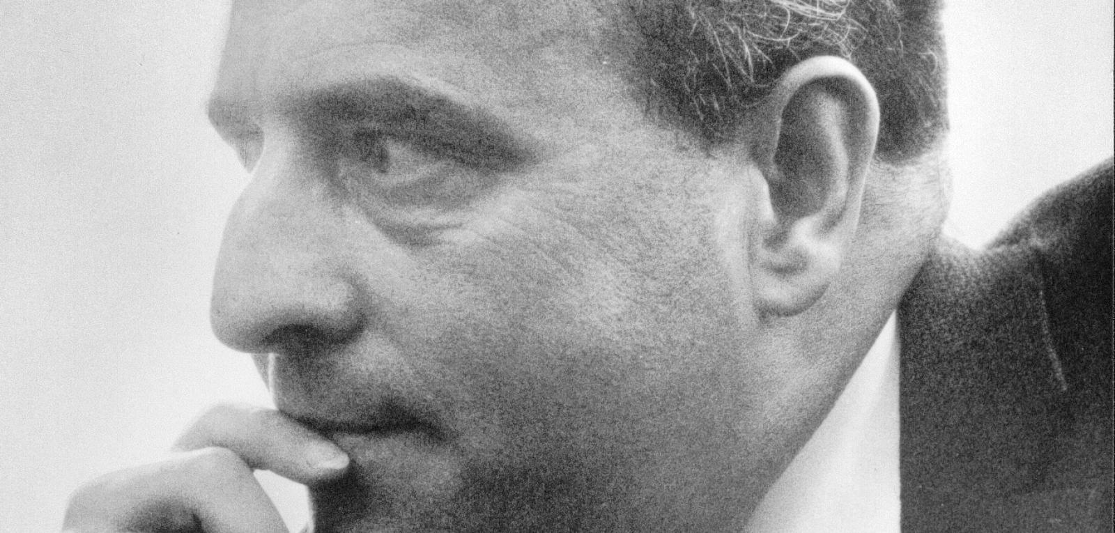 Der Philosoph Hans Blumenberg (1920-1996). Quelle: Suhrkamp Verlag