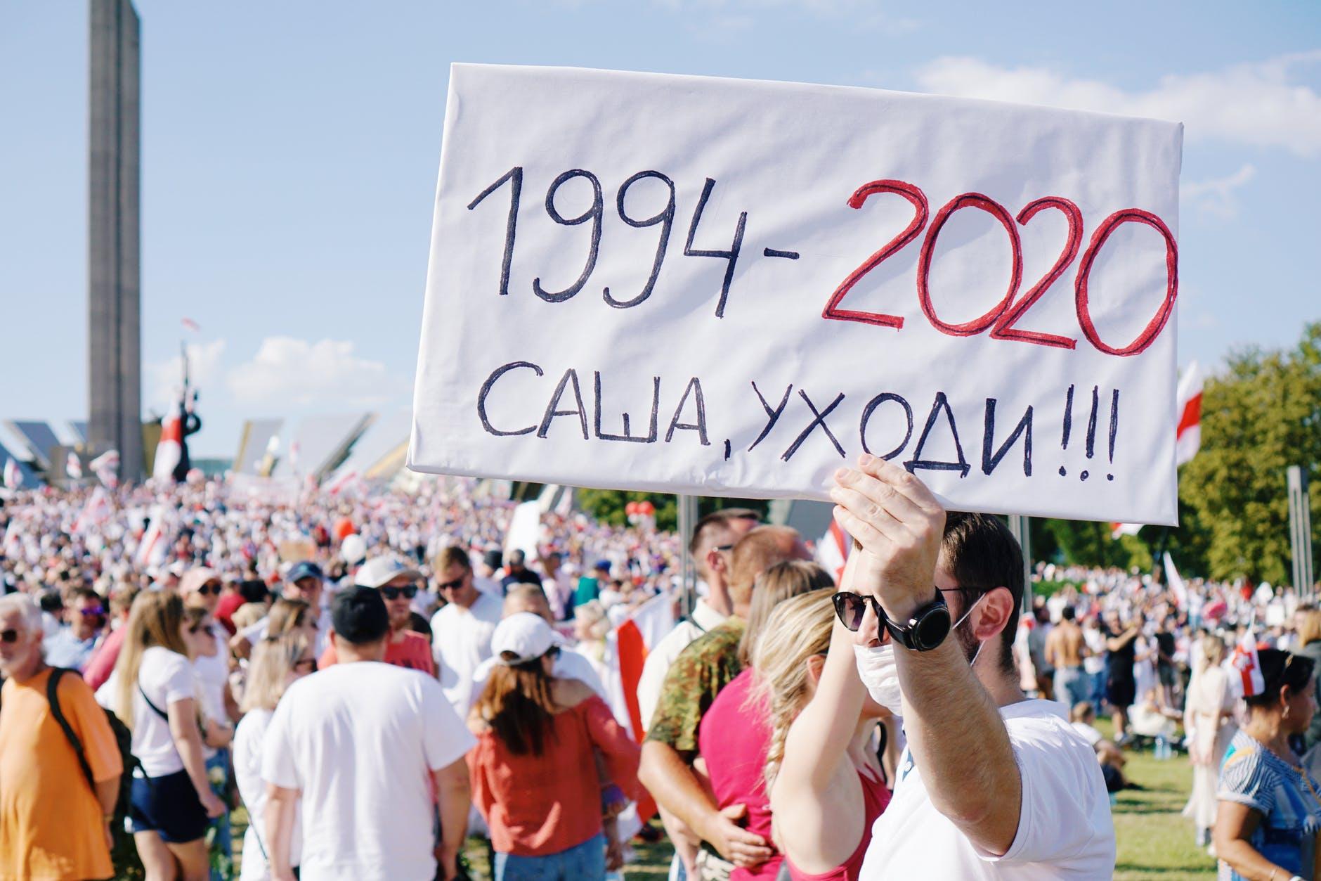 Lukaschenko Proteste Belarus
