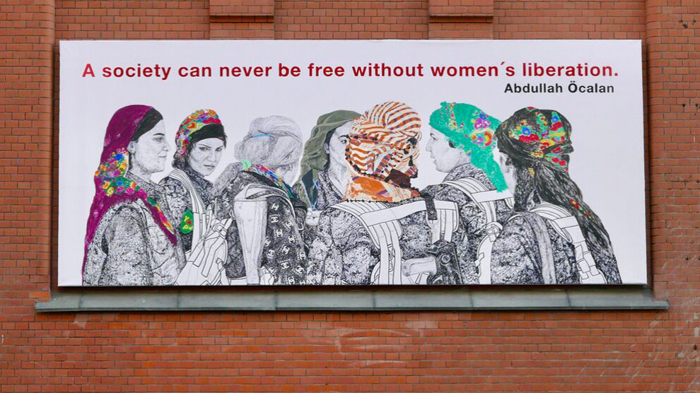 """Rojava: The Women's Revolution"" von Gelawesh Waledkhani. Bild: ANF-News"
